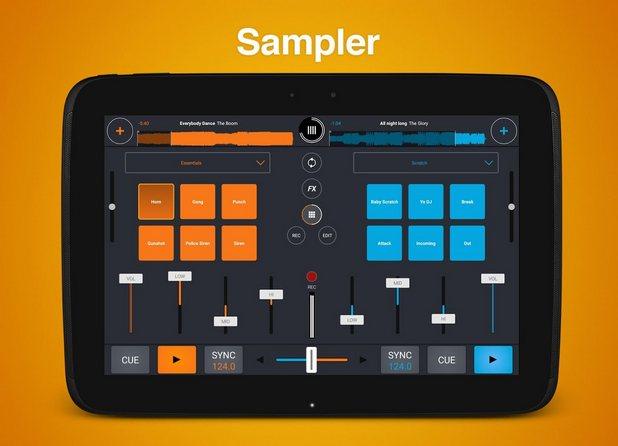Vorschau Cross DJ Free für Android - Bild 4