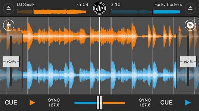 Vorschau Cross DJ Free fuer iPhone - Bild 4