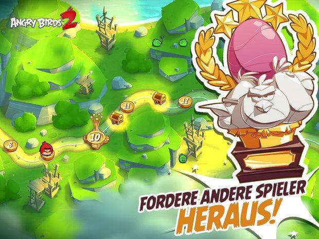 Vorschau Angry Birds 2 für Android und iPhone - Bild 4