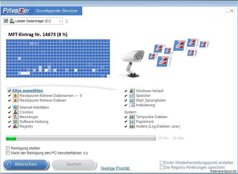 Vorschau PrivaZer und Portable - Bild 4