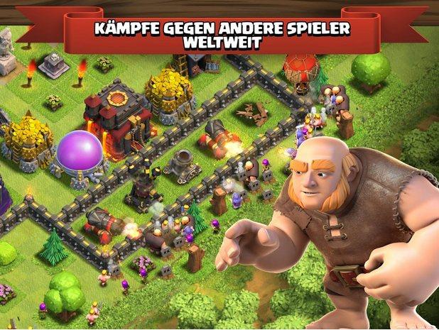 Vorschau Clash of Clans für Android und iOS - Bild 4