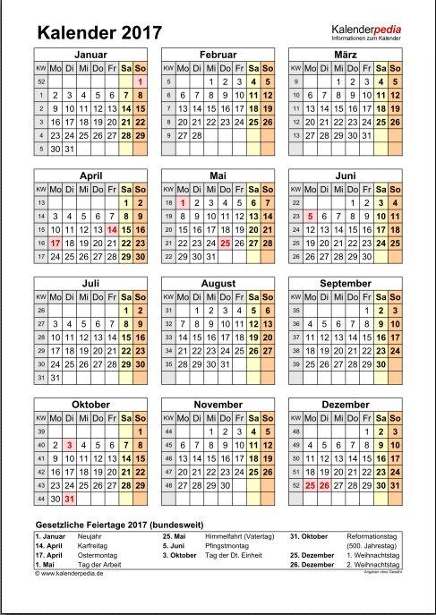 Vorschau PDF Kalender Paket - Bild 4