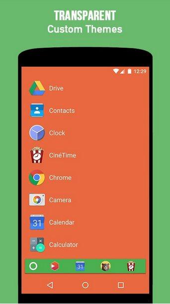 Vorschau KISS Launcher für Android - Bild 4