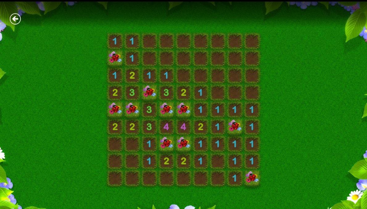 Vorschau Microsoft Minesweeper fuer Windows 10 App - Bild 4