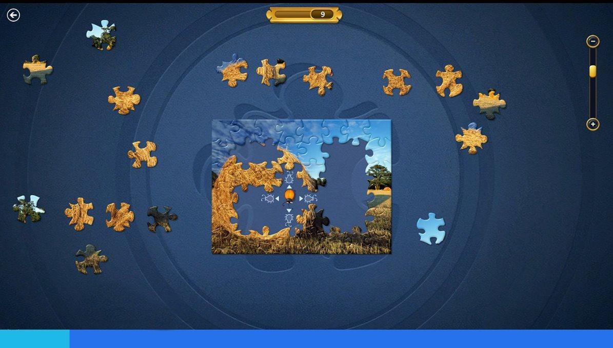 Vorschau Microsoft Jigsaw fuer Windows 8 und 10 App - Bild 4