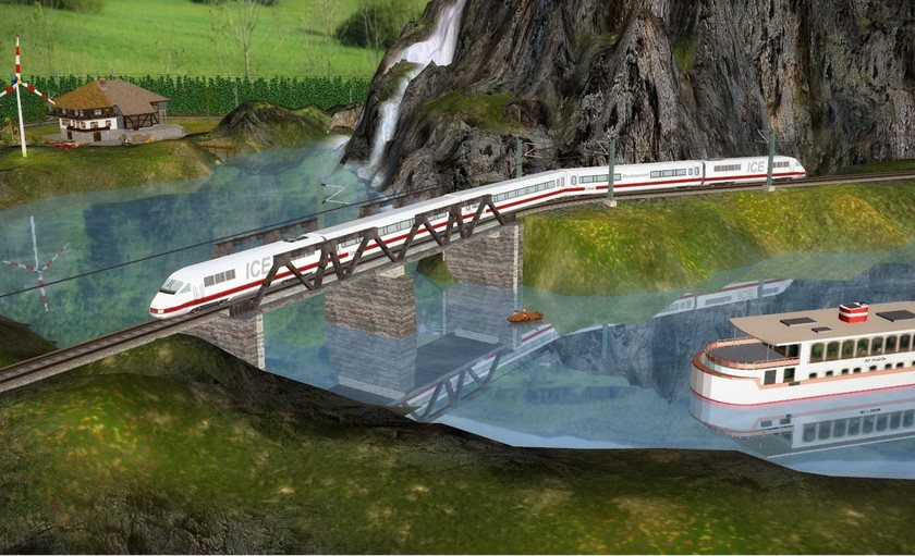 Vorschau 3D-Modellbahn Studio - Bild 4