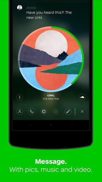 Vorschau Wire für Android - Bild 4