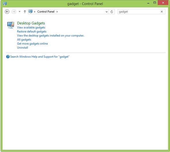 Vorschau Windows Desktop Gadgets - Bild 4