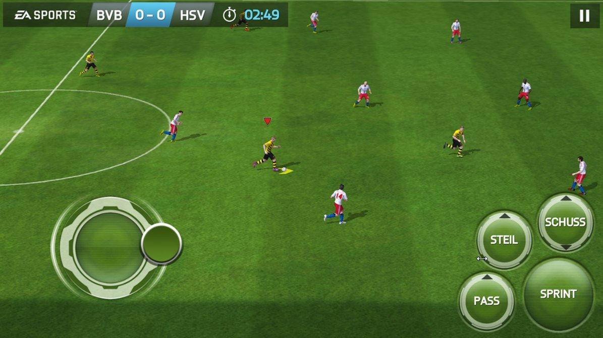 Vorschau FIFA 15 UT fuer Windows 8 und 10 - Bild 4