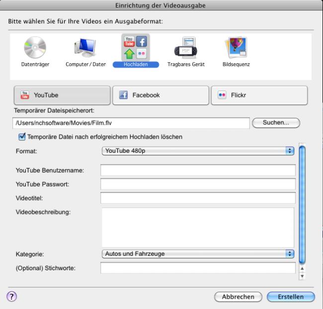 Vorschau Photostage Mac Diashow-Software - Bild 4
