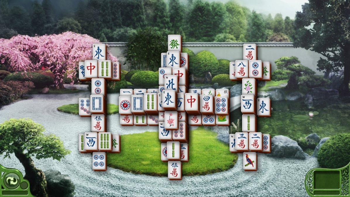 Vorschau Microsoft Mahjong fuer Windows 8 und 10 - Bild 4