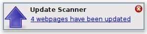 Vorschau Update Scanner für Firefox - Bild 4