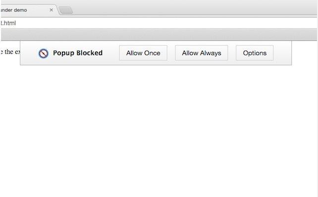 Vorschau Poper Blocker für Chrome - Bild 4