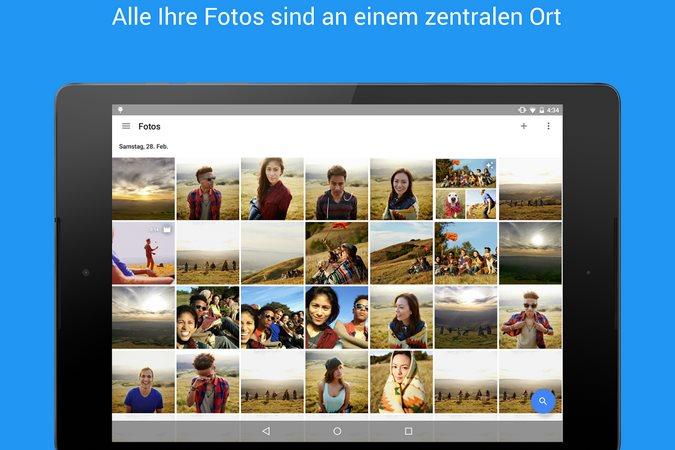 Vorschau Google Fotos für Android - Bild 4