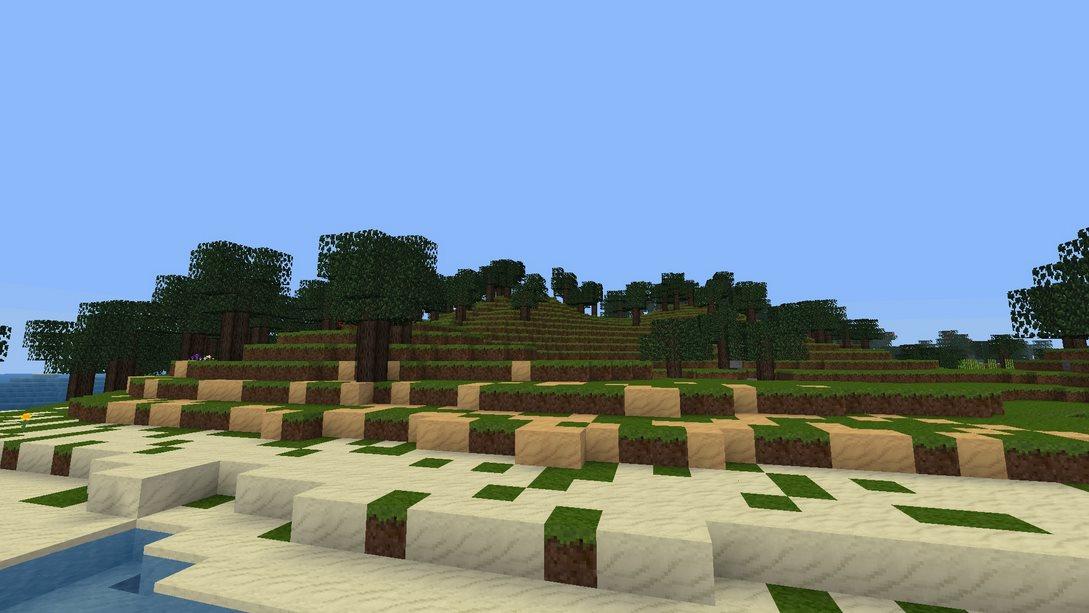 Vorschau Minetest - Minecraft Klon - Bild 4