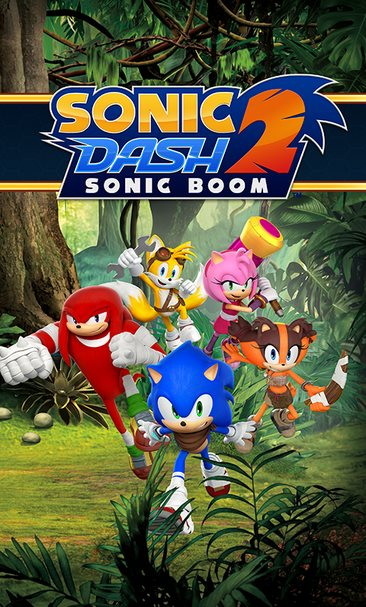Vorschau Sonic Dash 2 - Sonic Boom - Bild 4