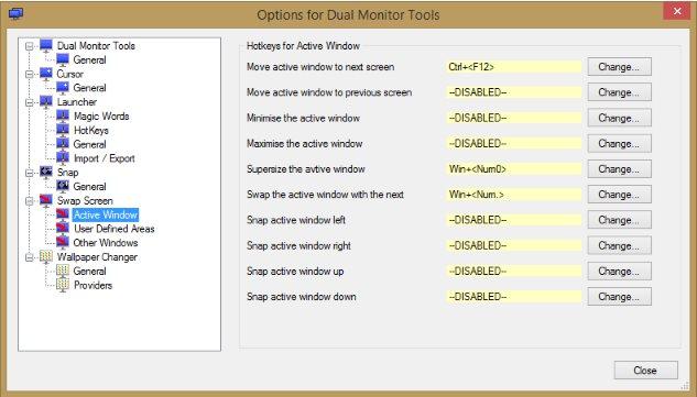 Vorschau Dual Monitor Tools - Bild 4