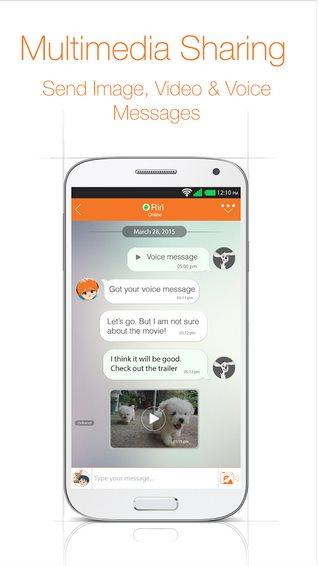 Vorschau ringID für Android - Bild 4