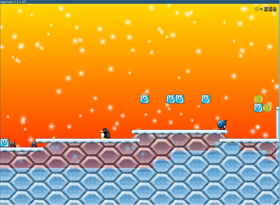 Vorschau SuperTux - Bild 4